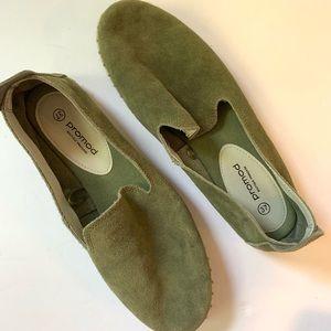 Women's espadrille shoe